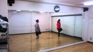 Arlissa Vs Nas - Hard To Love Somebody Nextmen Remix | Choreography by KAJI