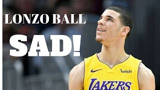 "Lonzo Ball - ""SAD!"" - Rookie Of The Year Mix (Emotional) - HD"