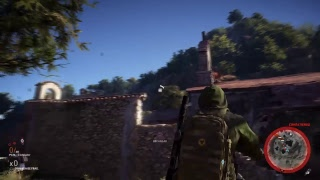 TOM CLANCY'S GHOST RECON//PS4