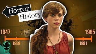 IT: The History of Beverly Marsh   Horror History