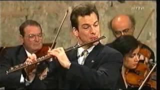 Le flutiste Emmanuel Pahud - Entre Bach et Jazz - part 5 (of 6)