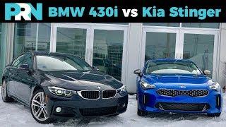 BMW 4 Series vs Kia Stinger