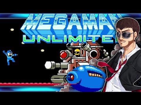 CAT ON A KEYBOARD • Mega Man Unlimited #2 • [Mega Man May]