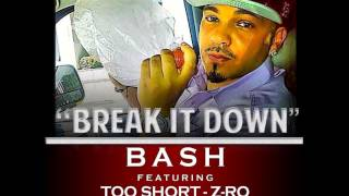 Baby Bash feat  Too Short & Z Ro   Break It Down Bass Boosted