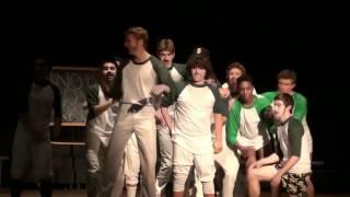 The Game, Damn Yankee's - Music of the Night 2011