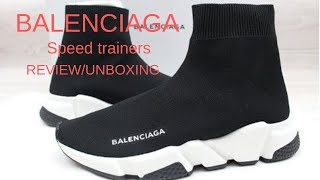 a9038c4143658 Balenciaga Speed trainers review (Boostmaster Lin).mp3 - Download ...