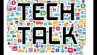 Tech Talks Session #1