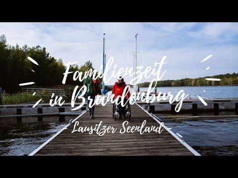 #Familienzeit in Brandenburg: Lausitzer Seenland