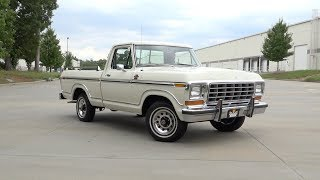 136032 / 1979 Ford F100