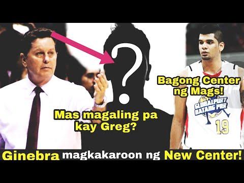 MAS MAGALING KAY GREG?| NEW CENTER NG GINEBRA SINO SIYA?| Ginebra PBA UPDATES| Rabeh Al Hussaini