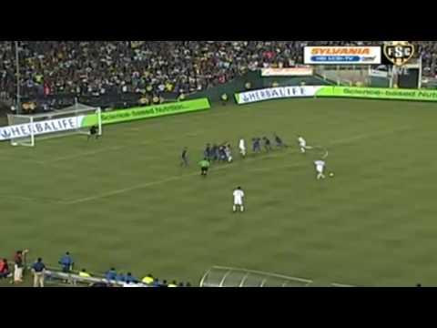 Magiczny gol Beckhama