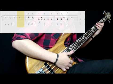 Cheryl Lynn - Encore (Bass Cover) (Play Along Tabs In Video)