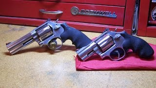 What to do when your revolver is jammed?