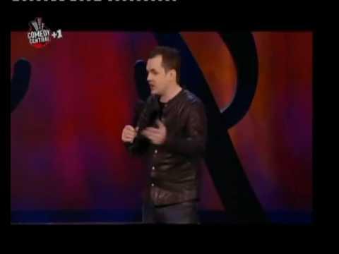 Jim Jefferies On Religion Horrible Blasphemy Panda - World's Funniest Comedy Standup ?