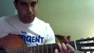 Jordin Sparks - Tatoo - how to play - Guitar - Petros