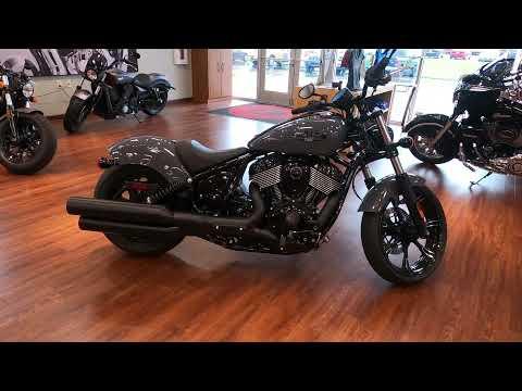 2022 Indian Chief Dark Horse® in De Pere, Wisconsin - Video 1