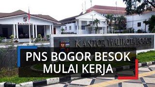 Tak Ada Cuti Bersama saat Lebaran 2020, PNS Kota Bogor Kembali Kerja Selasa 26 Mei