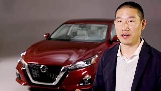 YouTube Video LZK5I2jD79o for Product Nissan Altima (6th gen) by Company Nissan Motor in Industry Cars