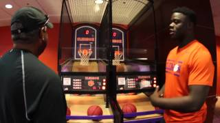 "Clemson Football // The ""Players Lounge"" with Shaq Lawson"