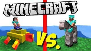 ЭПИЧНЫЕ БИТВЫ ГЛИНЯНЫХ ЧЕЛОВЕЧКОВ!! МАЙНКРАФТ (Epic Clay Soldiers Battle) Minecraft #2