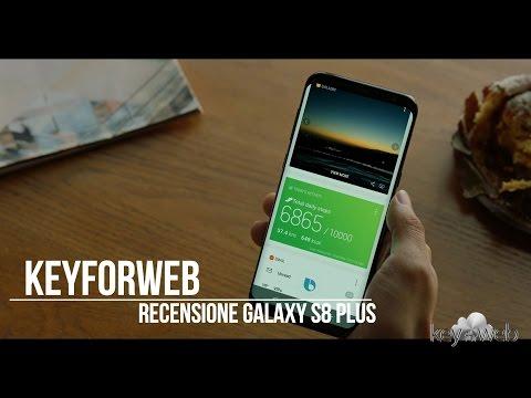 Samsung Galaxy S8+ (S8 Plus), la nostra recensione completa