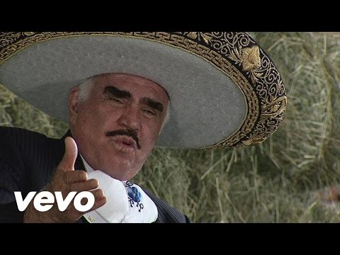 Faltas Tú - Vicente Fernandez (Video)