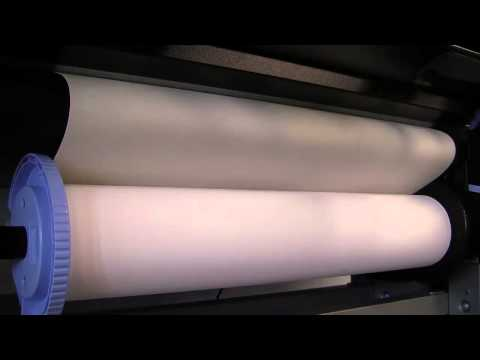 HP Designjet Z6200 - How to Load Media