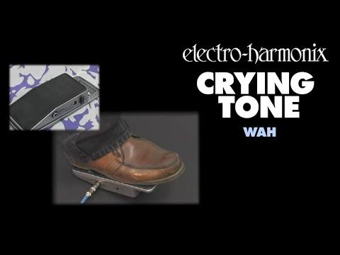 ELECTRO HARMONIX Crying Tone Wah Wah pedál
