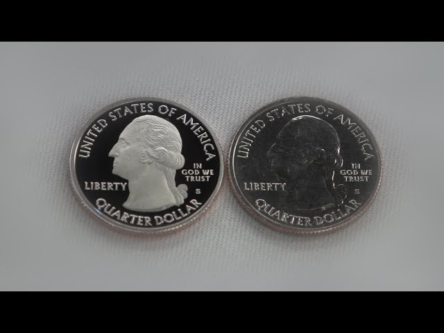 Proof Coins
