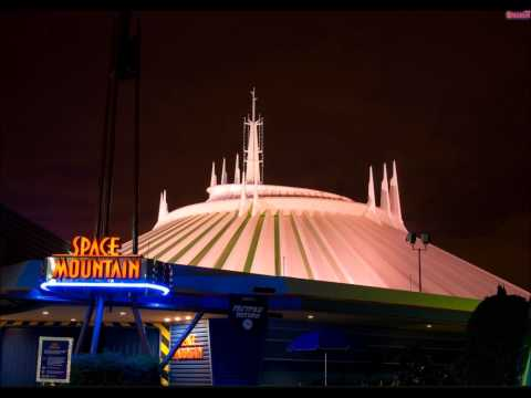Space Mountain Third Tunnel Music