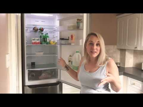 LG GBB60PZDZS FROST FREE FRIDGE FREEZER REVIEW
