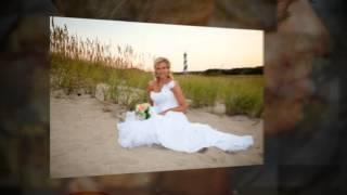 Outer Banks Wedding Photographers Capture Laurel Johns Cape Hatteras Beach Wedding