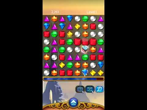 Bejeweled Classic Android Gameplay - PSPMan3000 Gameplay