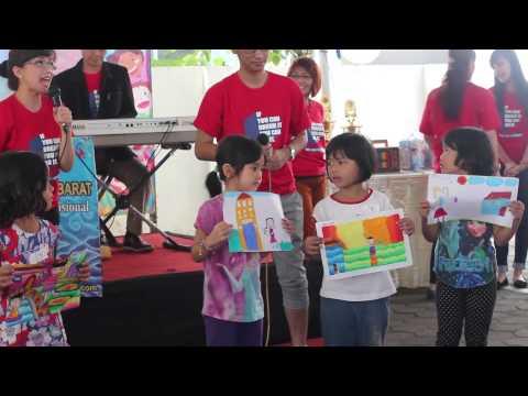 BRI Kids Fest 2015 // TK Bunda Ganesa
