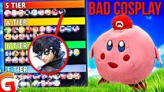 Smash Bros Ultimate Tier List.. But it