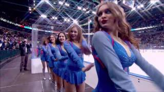 Can You Touch Me. Gagarin Cup WCF SKA vs Loko Game 3 Opening