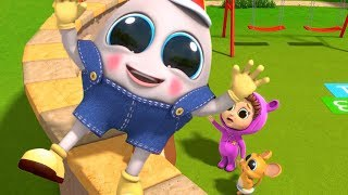 Humpty Dumpty | Nursery Rhymes | Dance and Move
