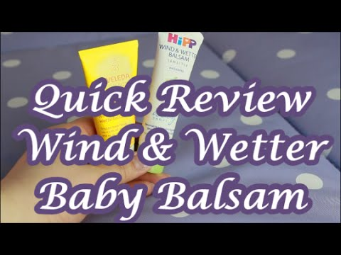 Quick Review Wind & Wetter Balsam