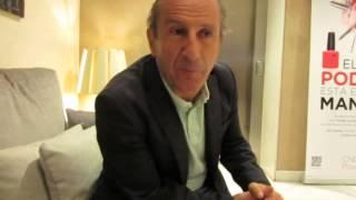 José Antonio Martín, PETÓN, en la presentación de su libro BLANCO NI EL ORUJO