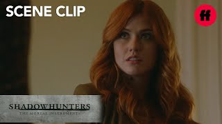 Shadowhunters | Season 2, Episode 5: Iris Traps Clary | Freeform