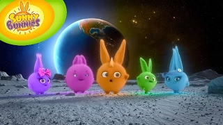 Videos For Kids | Sunny Bunnies 105 - Bunnies on the Moon (HD - Full Episode)