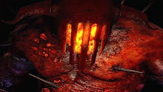 God of War 3 - Kratos Kills Hades & Takes His Soul (Hades Boss Fight)