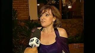Entrevista para a Rede Globo