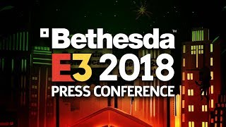 FULL Bethesda E3 2018 Press Conference