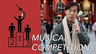Are Competitions ruining Classical Music? The Pros and Cons of Competing in Music