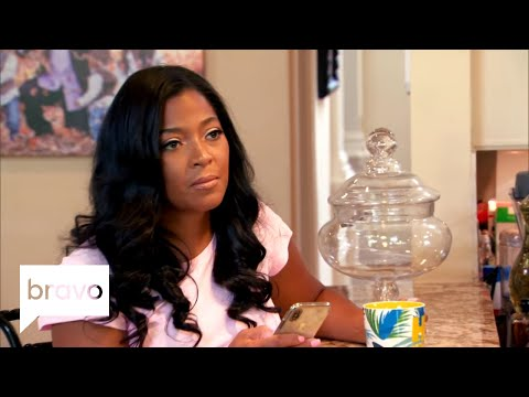 Married To Medicine: The Ladies React To Blog About Quad's Husband (Season 6, Episode 1) | Bravo