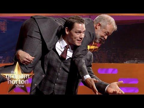 John Cena o své image ve wrestlingu