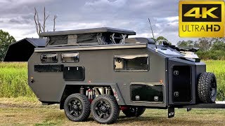 TOP 3: NEW OFF ROAD TRAILERS 2019 | Must Watch Camping Trailers