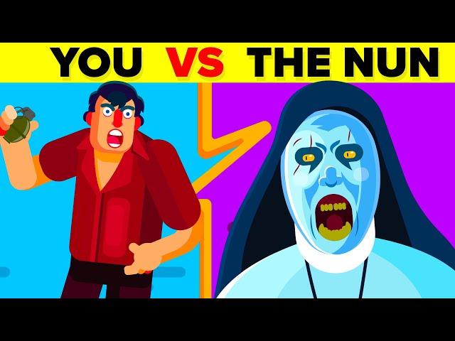 Video Pronunciation of nun in English
