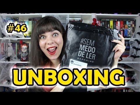 Unboxing DarkSide Books #46